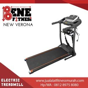 Treadmill elektrik lari alat fitness FS VERONA olahraga fitnes