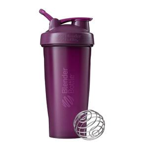 Classic Shaker Fitness| Botol | Gym | Olahraga Plum 28Oz