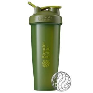 Classic Shaker Fitness| Botol | Gym | Olahraga Moss Green 32Oz