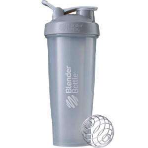 Classic Shaker Fitness| Botol | Gym | Olahraga Pebble Grey 32Oz