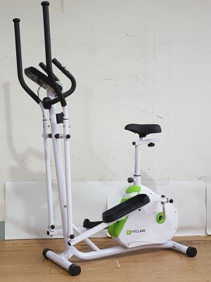 Sepeda Statis Alat Fitness FC 433 HA elliptical olahraga fitnes speda