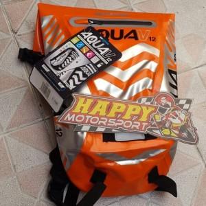 Jual Tas punggung backpack merk Oxford Aqua V12 orange waterproof original  - Kab  Bantul - Happy MotorsportKadipiro | Tokopedia