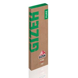 Papir Gizeh Pure Regular Size Fine (50 lembar) Kertas Linting Rokok