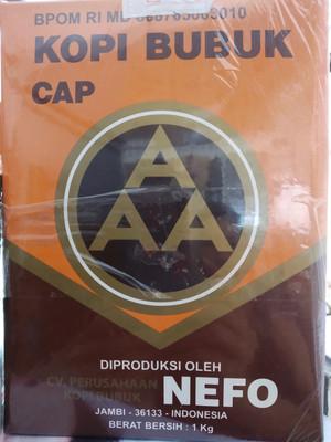 Kopi Bubuk Jambi Nefo Cap AAA 1 kg