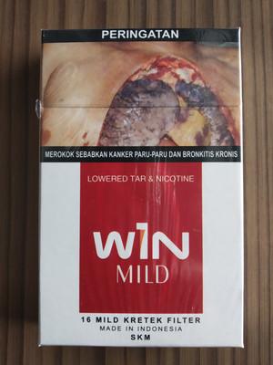 Rokok Win Mild 16