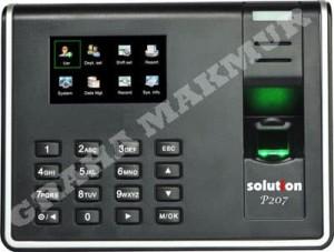 Mesin Absen Finger Print Solution P-207