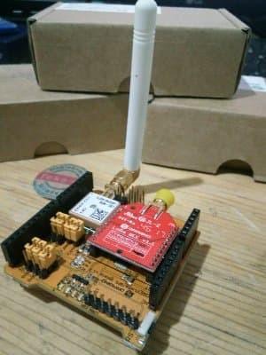 Jual LoRa GPS Shield for Arduino 915Mhz Murah - DKI Jakarta - multi  elektrik88 | Tokopedia