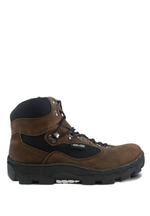 Sepatu Safety Boots Dane and Dine - Brauns Series