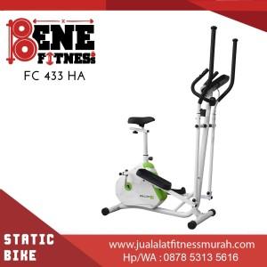 FC 433 HA elliptical Sepeda Statis Alat Fitness olahraga fitnes speda