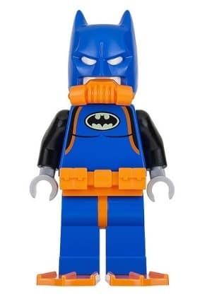 Lego Super Heroes-sh309 Batman-scu-Batsuit