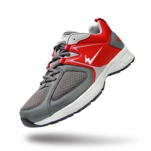 Jual Eagle Cerva - Sepatu Running Unisex - Dk Grey Dk Red 7732d02068