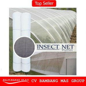 Insect Net Screen Net Kelambu - Jaring Penghalang Serangga - Lebar 2 m