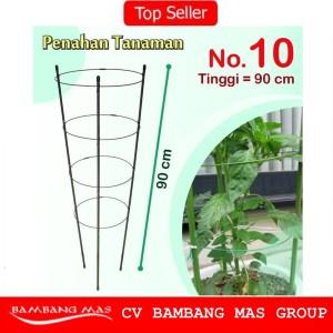Penyangga Tanaman Pohon Bunga Buah Rambat Cabe Tomat Hidroponik No 10