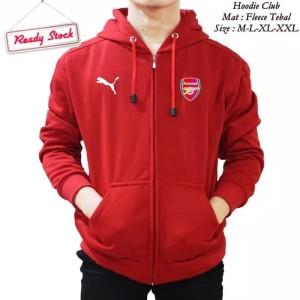 Jaket Arsenal kode 05