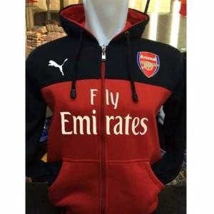 Jaket Arsenal kode 004