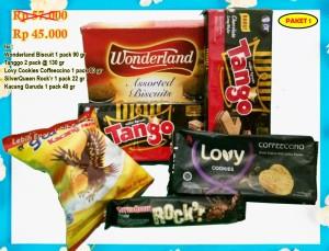 Snack Cemilan / Makanan Ringan