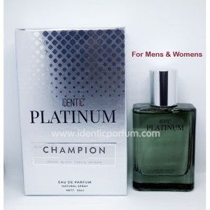 Parfum Identic Platinum Series 55ml Original