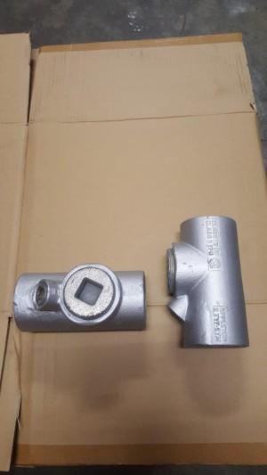 """Sealing Fiting 2"""" EYF-200 Appleton"""