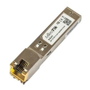 Mikrotik S-RJ01 RJ45 SFP 10/100/1000M Gigabit SFP