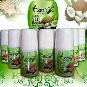 Deodorant Women Batrisyia Herbal Skincare/VCO