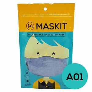 Masker Maskit Anti Polusi , Bakteri dan Virus - A01
