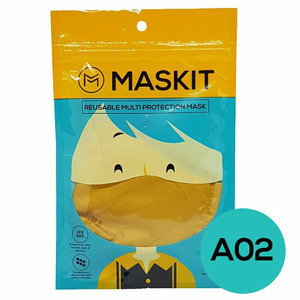 Masker Maskit Anti Polusi , Bakteri dan Virus - A02