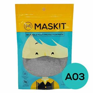 Masker Maskit Anti Polusi , Bakteri dan Virus - A03