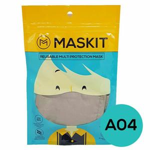 Masker Maskit Anti Polusi , Bakteri dan Virus - A04