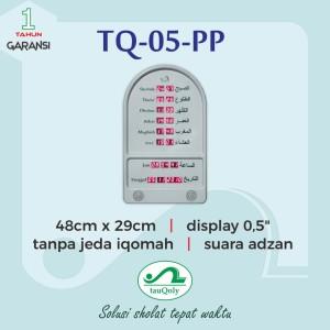 JAM DIGITAL MASJID TQ 05 PP