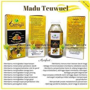 Madu Teuwuel Batrisyia Herbal/Madu Trigona/Klanceng/Madu Pria Perkasa