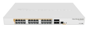 Mikrotik CRS328-24P-4S+RM Routerboard