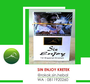 Rokok Herbal SIN Enjoy