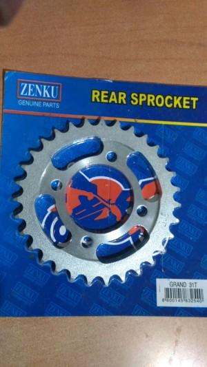 Gear Belakang Grand 31T Znk