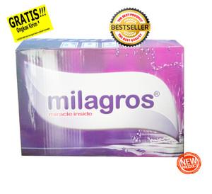 MILAGROS Air Kesehatan dengan Alkali Asli 9.8 Air ajaib 12X612ml+AK