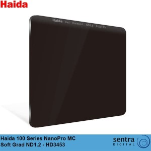 Haida 100 Series Red Diamond ND1.8 Filter 64x 6 Stop HD4270