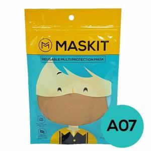 Masker Maskit Anti Polusi , Bakteri dan Virus - A07