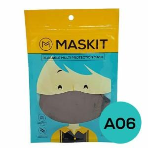 Masker Maskit Anti Polusi , Bakteri dan Virus - A06