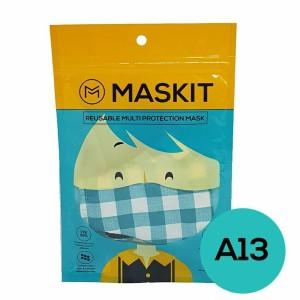 Masker Maskit Anti Polusi , Bakteri dan Virus - A13