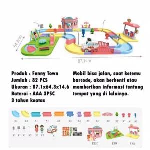 Jual Mainan Anak Funny Town Import - Kota Batam - Variety Goods Shop |  Tokopedia