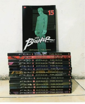 The Breaker New Waves 15vol By. Jeun Keuk Jin - Ongoing