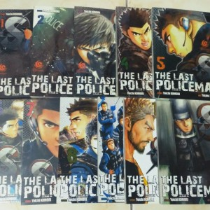 the last policeman 11vol by. yutaka toudou - ongoing
