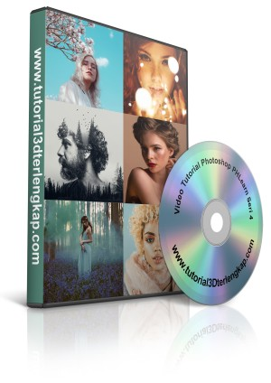 Video Tutorial Mastering Photoshop Photography PHLEARN PRO seri 4