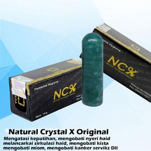 crystal x nasa ncx keputihan