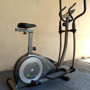 Sepeda Statis BESAR Alat Fitness FC 100 HA elliptical olahraga fitnes