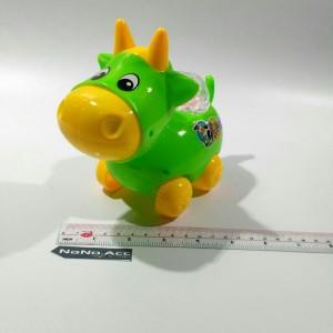Mainan sapi tarik cute cow lucu