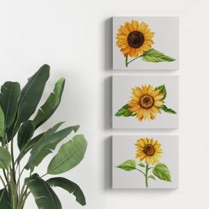 Jual Lukisan Dekorasi Sunflower Poster Kanvas Hiasan Dinding Bunga Matahari Kab Badung Sukowatiart Tokopedia