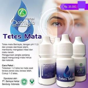 Obat Tetes Mata Batrisyia Herbal/Obat Mata Herbal/Obat Mata Iritasi