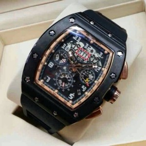 JAM TANGAN RICHARD MILLE TOUBILLION SUPER PREMIUM A+++