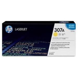 HP LaserJet 307A Yellow CE742A Original
