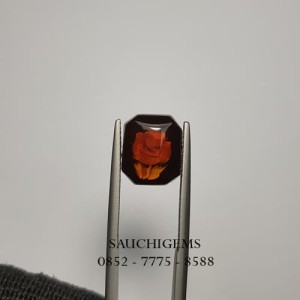 SG-025 SUPER RARE COLLECTOR AMBER VERY ANTIQUE FROM BALTIK 1.54CT